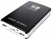УМБ Drobak Power Rover-II (10000 mAh/Li-Pol/Black)