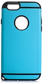 Накладка Drobak Anti-Shock NEW для Apple Iphone 6/6S (Blue)