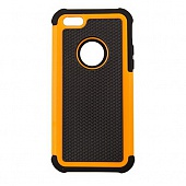 Чехол Drobak Anti-Shock для Apple Iphone 5c (Orange)