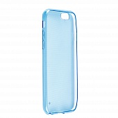 Накладка Drobak Ultra PU для Apple Iphone 6/6S (blue)