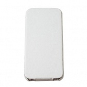Флип чехол Drobak Business-flip для Apple Iphone 5 (White)