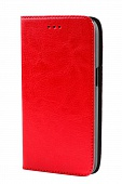 Чехол-книжка Vellini NEW Book Stand для Samsung Galaxy J2 (SM-J200) (Red)