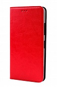 Чехол-книжка Vellini NEW Book Stand для Microsoft Lumia 640 (Nokia) DS (Red)