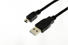Кабель Drobak USB 2.0 AM–Mini USB Тип B 0,5м
