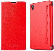 Чехол Vellini Book Style для Sony Xperia Z2 D6502 (Red)