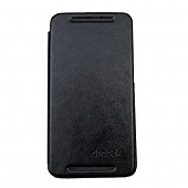 Чехол Drobak Book Style для HTC One 801e (M7) (Black)