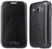 Чехол Vellini Book Style для Samsung Galaxy Core Prime SM-G360H (Black)