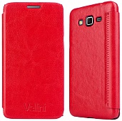 Чехол Vellini Book Style для Samsung Grand Prime G530H (Red)