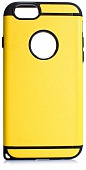 Накладка Drobak Anti-Shock NEW для Apple Iphone 6/6S (Yellow)