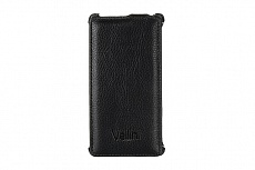 Чехол Vellini Lux-flip для Nokia Lumia 730 (Black)