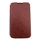 Чехол Drobak Book Style для LG Optimus L7 Dual P715 (Brown)