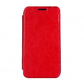 Чехол Drobak Book Style для Samsung Galaxy Core LTE SM-G386F (Red)