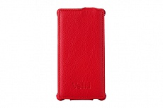 Чехол Vellini Lux-flip для Nokia Lumia 830 (Red)