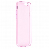 Накладка Drobak Ultra PU для Apple Iphone 6/6S (pink)
