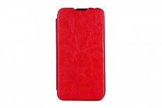 Чехол Drobak Book Style для LG Optimus L90 Dual D410 (Red)