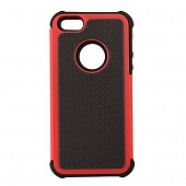 Чехол Drobak Anti-Shock для Apple Iphone 5 (Red)