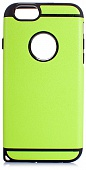 Накладка Drobak Anti-Shock NEW для Apple Iphone 6/6S (Green)